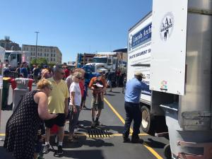 Explore & More Touch-a-Truck - June, 2017